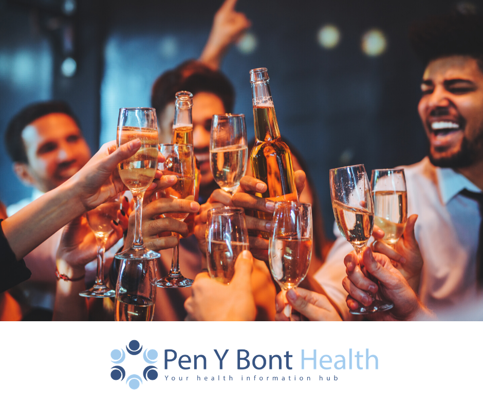 Alcohol Awareness - know the facts - PYB Health